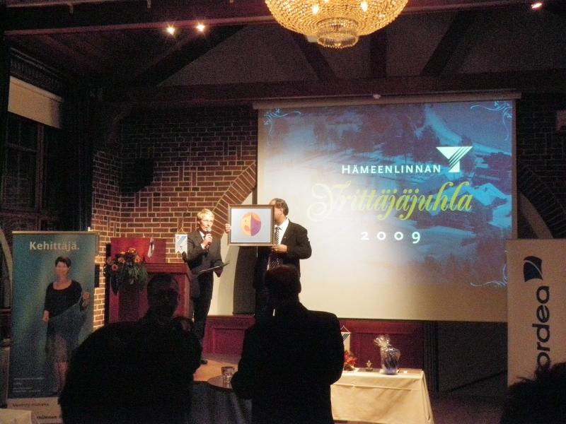 Ilta tänään Hämeenlinnan Yrittäjäjuhlassa Vanajanlinnassa. Näissä puitteissa onnistuu aina. Kiitos, että saimme olla mukana.