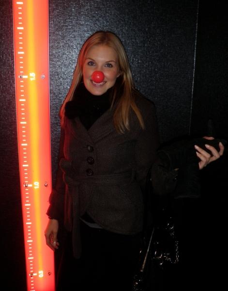 Sanna Liljamo vastasi myös Nenäpäivän blogini haasteeseen. Kiitokset Sannalle kuvasta ja hyvästä teosta.