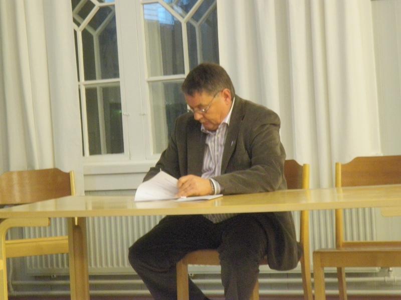 Toiminnanjohtajamme Jussi Kökkö.