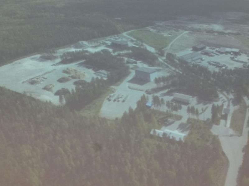 Tänään yritysvirailulla Hämeenlinnassa Kiertokapula Oy:ssä. Ensin Innoparkissa toimitiloissa ja sitten täällä Karanojalla paikalla päällä. Mielenkiintoinen vierailu.