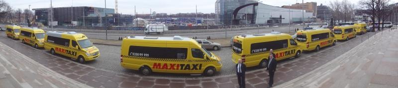 Tänään kiistellyt Maxi Taxit esittäytyivät eduskunnan edessä ja asia esillä myös talossa. Katsotaan mihin liikennevaliokunta päätyy. Tärkeintä on se, että pelisäännöt ovat kaikille samanlaiset.