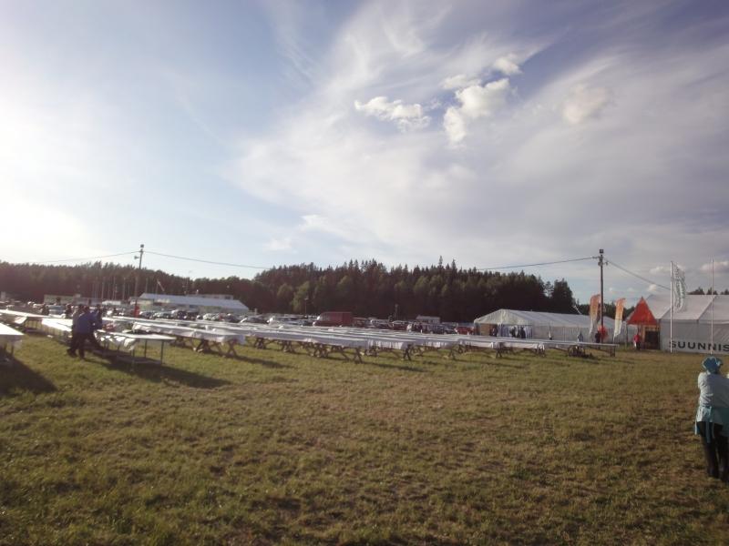 Tänään upea aurinkoinen ilta Hyvinkään Kytäjällä aivan kotikuntani Lopen nurkilla. Kaikki oli viimeisen päälle, odottamassa jo huomista ja viikonlopun kaikkien aikojen suurinta Jukolan Viestiä.