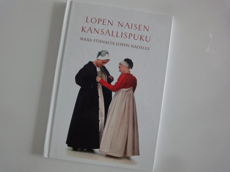 Ja tältä itse kirja näyttää....