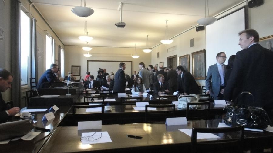 Suomen suurin puolue ja suurin eduskuntaryhmä kokoontui tänään järjestäytymään. Puheenjohtajaksi valittiin Pekka Ravi ja eduskunnan puhemieheksi, ehdokkaaksi tehtävään, arvostamani ystäväni Ben Zyskowicz. Hieno päivä.