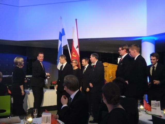 Vuoden Hämeen maakunnallisena yrittäjänä palkittiin riihimäkeläinen Sacotec.