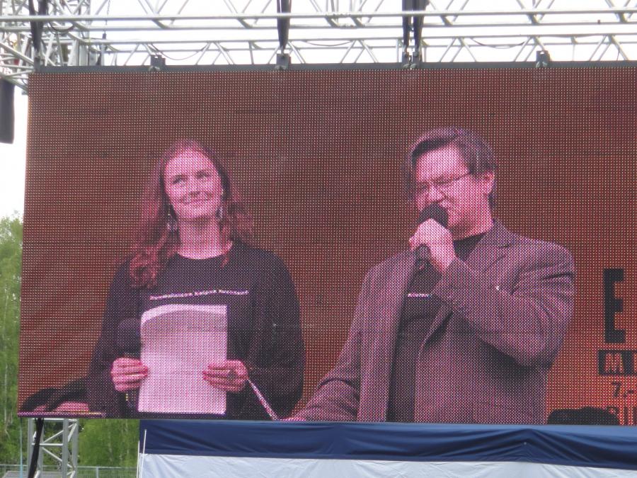 Ja messujen juontajina toimivat Katri Yrjö-Koskinen ja Miki Wallennius.