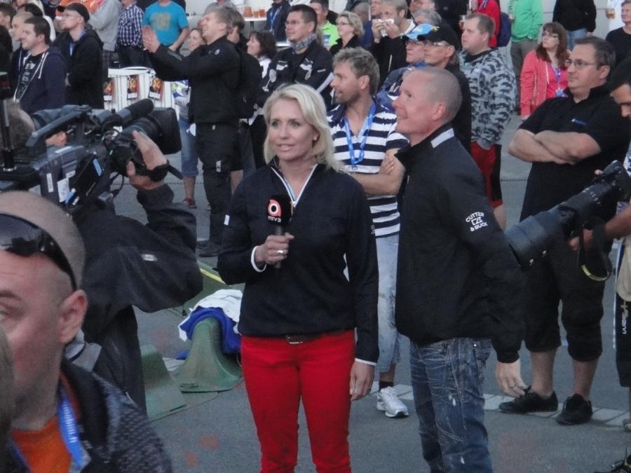 Ja MTV3 on tietenkin jälleen se Suomen rallikavana. Tiimi Tomi Tuomisen johdolla valmis urakkaan.