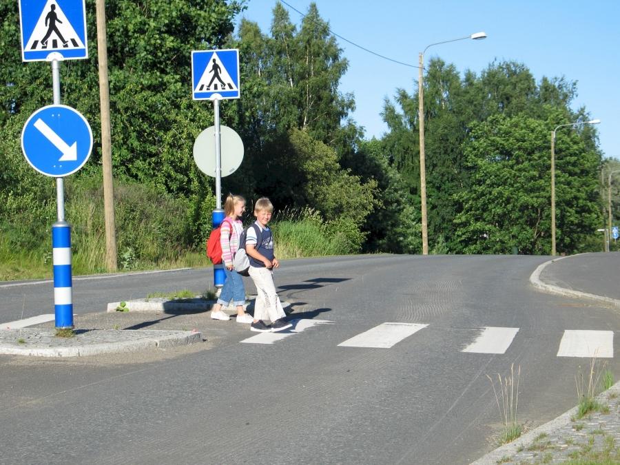 Kuva: Liikenneturva.