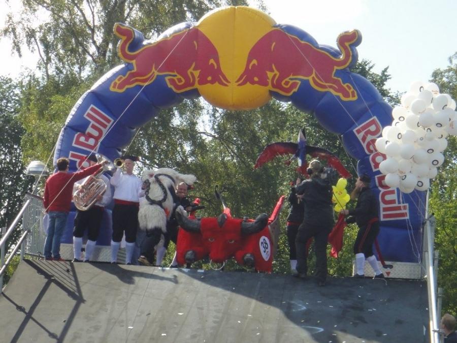 Kuvia lisää taas Facebookissa: Red Bull Soapbox Finland.