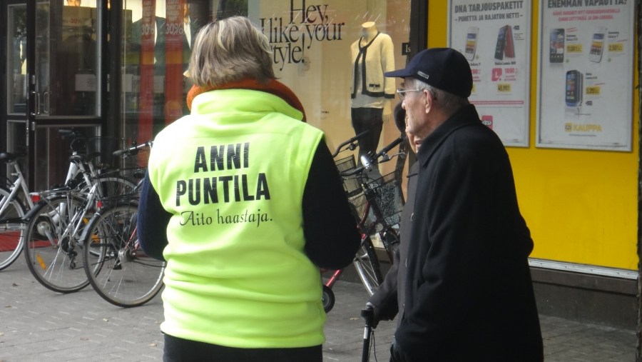 Anniin kannattaa myös tutustua netissä: www.annipuntila.fi.