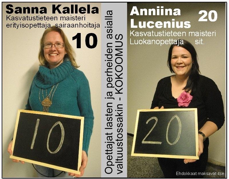 Tänään Kahvila Korvassa Lopella on valtuutettumme ja opettaja Anniina Luceniuksen tarjoamat Anniinan päivän kahvit klo 10-12 ja illansuussa vielä klo 16-19. Mukana päivällä Anniinan kanssa muös Janne Silv </p> <div class=