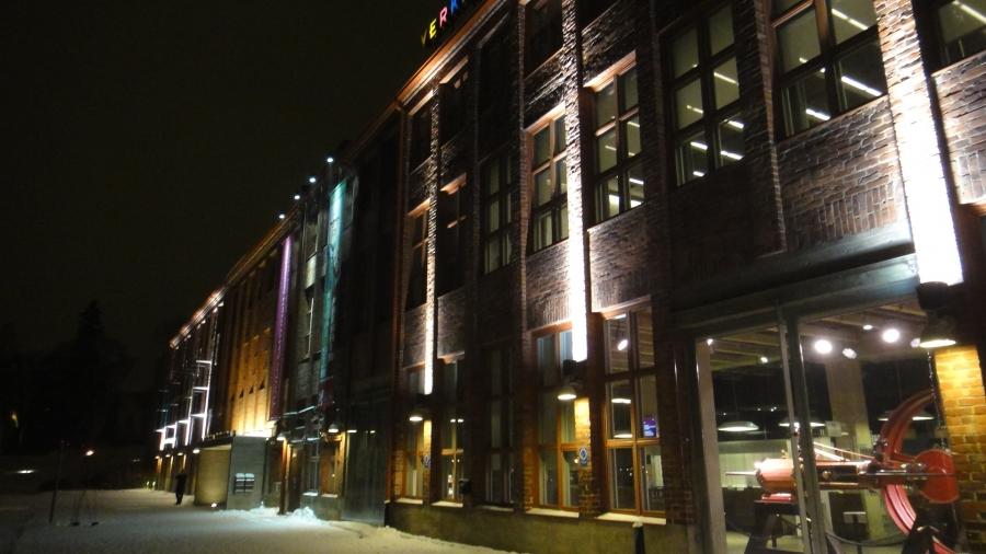 Ja ilta sitten tänään Hämeenlinnan Verkatehtaalla. Upea Hämeen Yrittäjägalaa keräsi jälleen lähes 600 yrittäjää yhteen ja siitähän syntyi upea juhla.