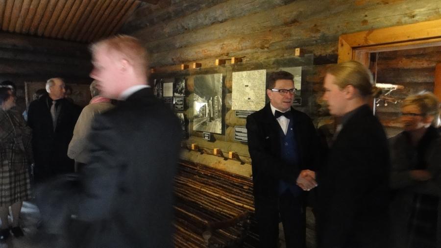 Marskin Majan historiaan saimme jälleen mielenkiintoisen ja uuttakin sisältäneen johdattelun. Kiitos siitä Majan nykyiselle isännälle Teuvo Zettermanille.