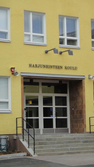 Harjunrinteen koulun peruskorjauksen valmistusjuhla oli tänään 17.5.2013 Riihimäellä.