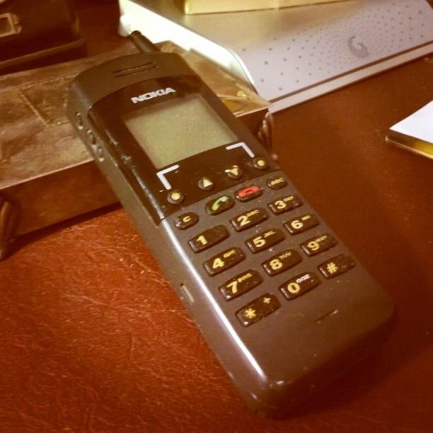 Ja päivän iso uutinen Nokialta. Itse olen ollut uskollinen ensimmäisestä lähtien. Tässä se.