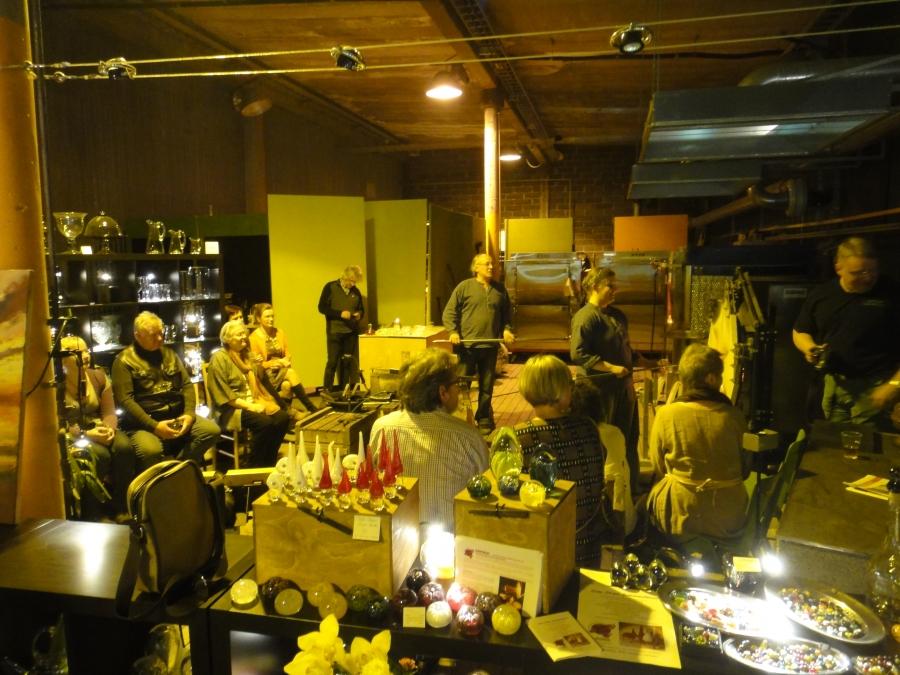 Galleria Mafka & Alakoski Avajaiset 9.11.2013 Riihimäen Wanhalla Lasitehtaalla. Upea paikka jonne kannattaa ehdottomasti mennä tutustumaan.