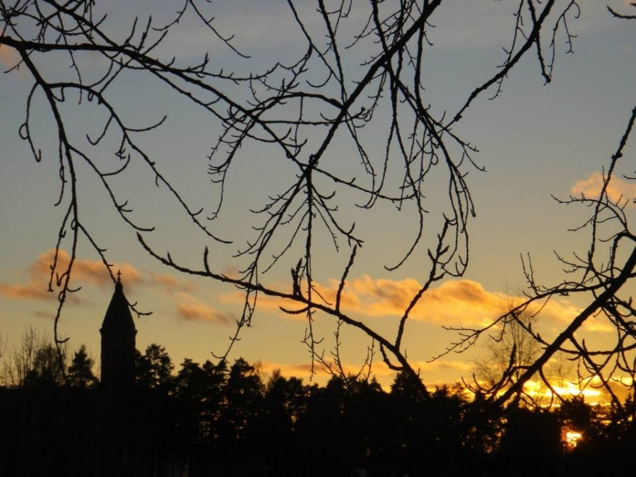 Kotikuntani rakas, Loppi, tänään 11.11.2013.
