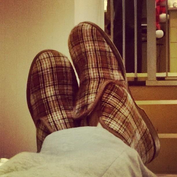 Joulupäivä Lopen uupuneena.
