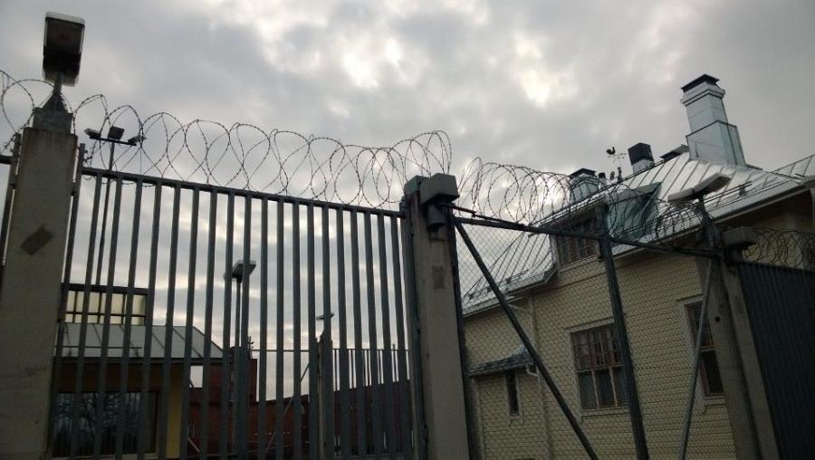 Kouluvierailu tällä kertaa muurien sisälle... Jokelan Vankilassa mukava porukka oppilaita.