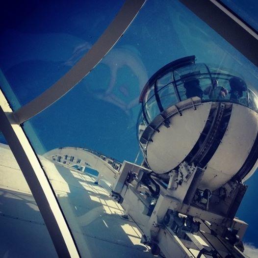 SkyView Globe Arena.