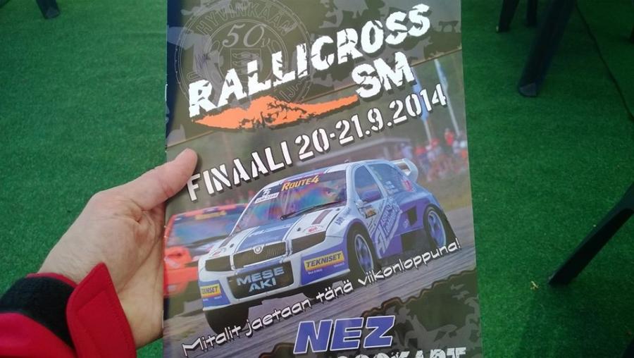 Rallicrossin SM-sarja voi hyvin ja mukana kuljettajia enemmän kuin koskaan. Lajin parissa on siis tehty pitkään hyvää ja tuloksekasta työtä.