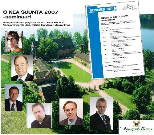 Lopen vuosien 2005-2006 kunnanhallituksen viimeinen kokous pidettiin eilen maanantaina 8.1.2006. Samalla kokous oli Lopen pitkäaikaisen kunnansihteerin ja nykyisen hallintojohtajan Raimo Sireenin viimeinen kunnanhallitus.