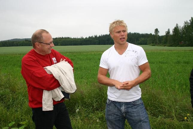 Sean kertoo Mitsubishin Pekka Koskelle miltä meno maistui.