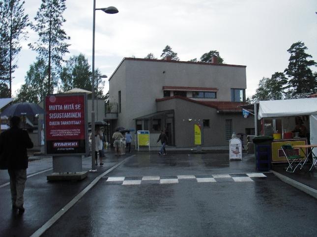 Asuntomessut Hämeenlinnassa esittelevät 54 asuntoa. Hienoja ja erilaisia.
