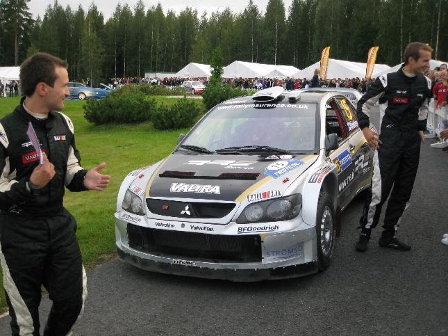 Juho Hännisen uraa olen saanut seurata selostajana, juontajana ja tv-toimittajana oikeastaan aika alusta alkaen. Nyt on aika näyttää WRC:llä. Killerille mies lähdössä.