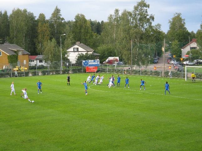 3-1 maali lähellä. Mutta 2-1 Suomen voitto jäi taululle, kun Suomen ja Isralin 15-vuotiaat kohtasivat.