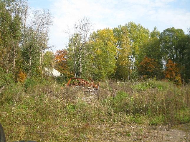 Vanhaa ns. Ikikumin aluetta suunnittelemme nyt asuinkäyttöön. Aluelle tullee seitsemän kartanomiljööseen sopivaa rivitaloa.