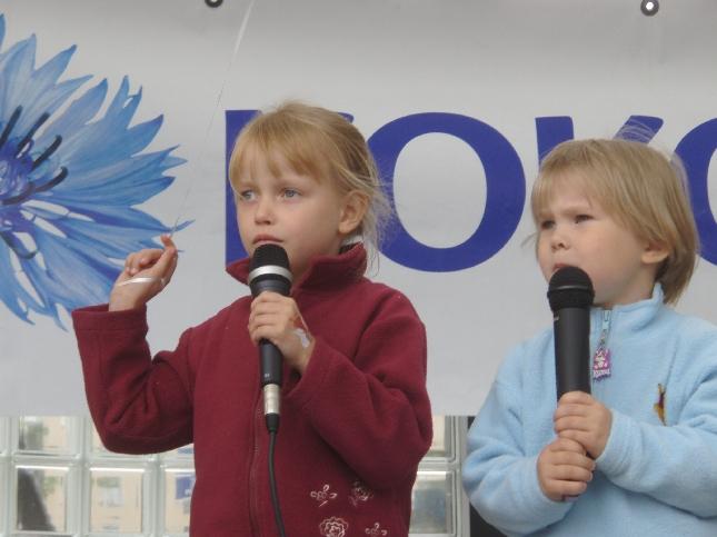 Riihimäen ensimmäinen Toivotaan Toivotaan -lastentapahtuman keräsi tänään Graniitille mukavasti väkeä vaikka kaupungissa tapahtuu tänään monenlaista muutakin. Hieno juttu Riksun kokoomuslaisilta.