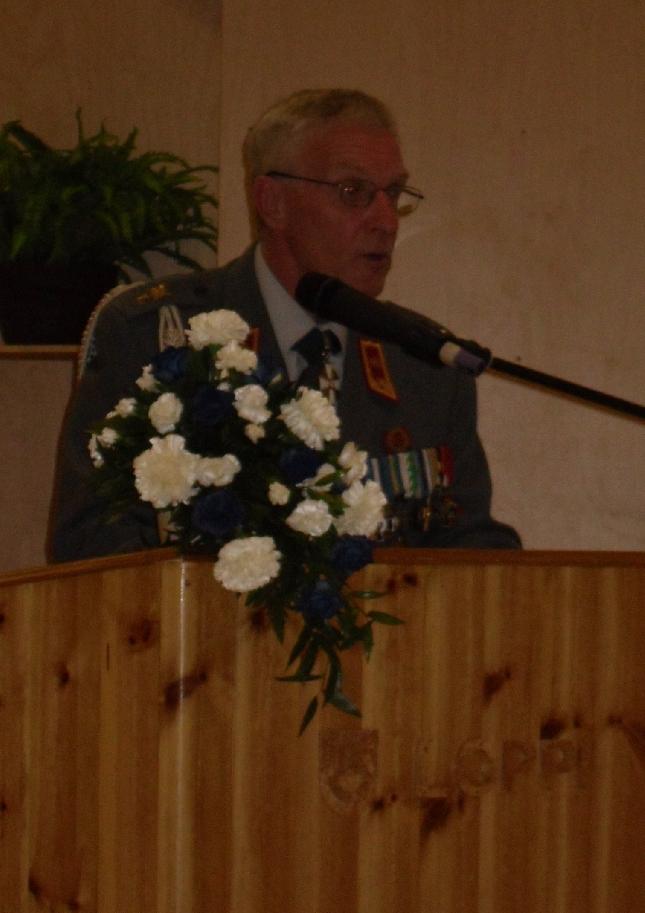 Kenraali Antti Numminen.