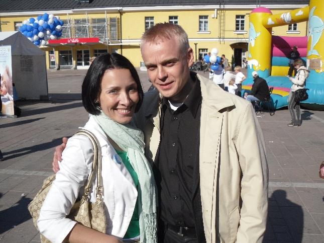 Heidi Ekholm-Talas on yksi vahva tulevaisuuden kokoomustekijä Helsingistä. Tai tekijä ja osaaja jo nyt, mutta itse uskon, että myös valtakunnan vaikuttaja tulevaisuudessa. Tämäkin nimi kannattaa muistaa.