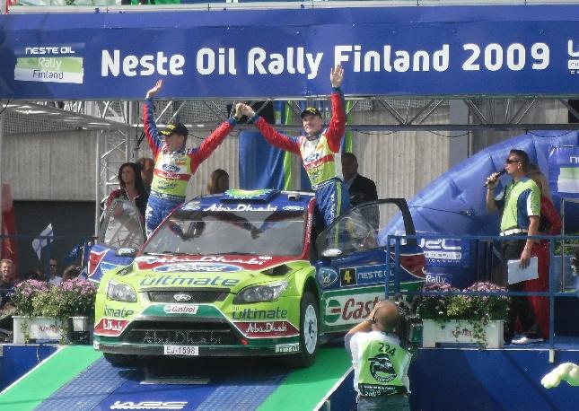 Jari-Matti Latvala ja Miikka Anttila olivat yksi Suomen MM-rallien seuratuimmista pareista. Vakuuttavaa jälkeä ja jos talli ensi vuonna antaa luvan niin uskon, että JM kirjoittaa nimensä voittajien tauluun.
