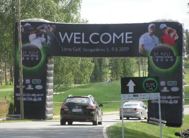 Tänään huikea iltapäivä Vanajanlinnalla golfin Euroopan Haastajakiertueen parissa. Ei voi kuin taas kerran todeta, että Vanajanlinnalla osataan ja tehdään. Kiitos Pekan, Mikan ja upean henkilökunnan.