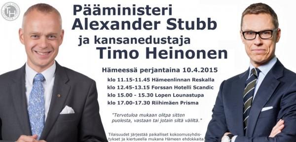 alexander stubb timo heinonen huhtikuu 2015
