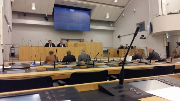 Tänään eduskunnassa hyvä ja laaja keskustelu EU:n turvatakuista eli maittemme oikeudesta saada apua toisilta mailta pahimmalla hetkellä.