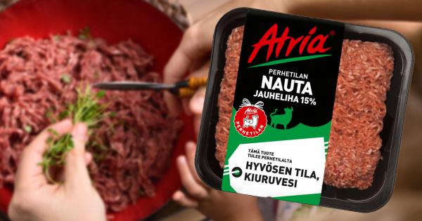 Atria vastaa kuluttajien vaatimuksiin ja panostaa tilakohtaisesti jäljitettäviin Atria Perhetila -tuotteisiin.  Atria on jäljitettävyyden edelläkävijä niin Suomessa kuin maailmalla. Merkittävä osa Atrian broileri-, porsas- ja nautatuotteista on tilamerkittyjä. Helmikuussa kauppoihin saapuu ensimmäinen jäljitettävä naudan jauheliha.